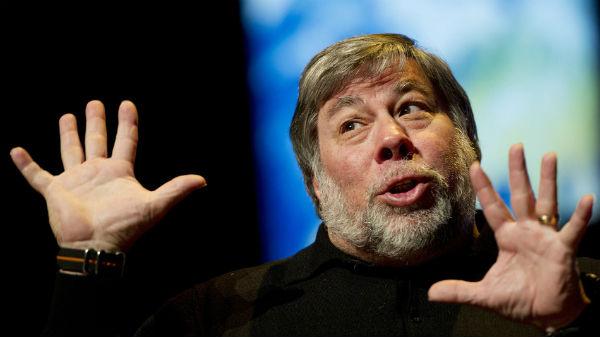Steve Wozniak iPad Air