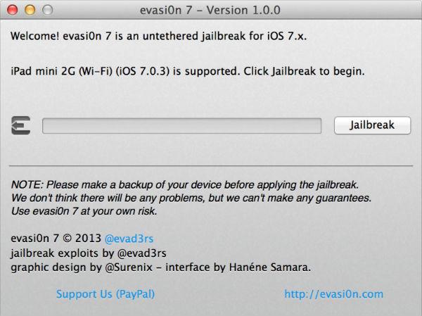 Evasi0n7 iOS 7 untethered jailbreak (1)