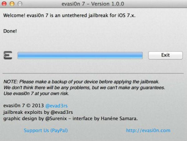 Evasi0n7 iOS 7 untethered jailbreak (3)