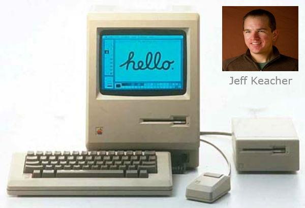 Macintosh Plus Jeff Keacher