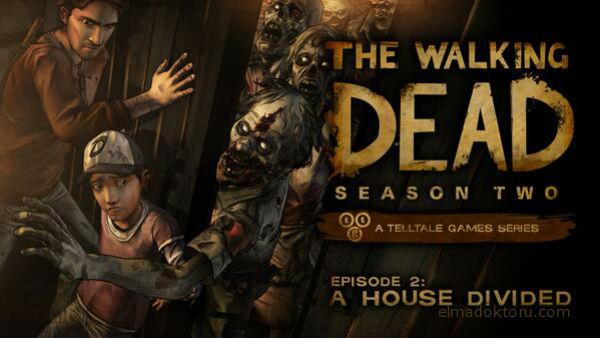 the walking dead a house divided iOS oyunu