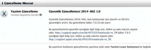 Mac OS X Mavericks 2014-002 1.0