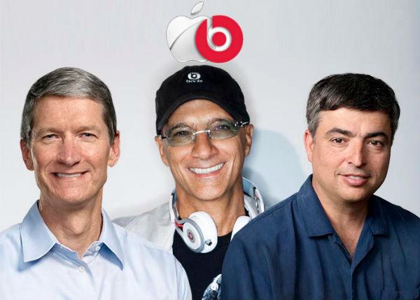 apple beats electronics