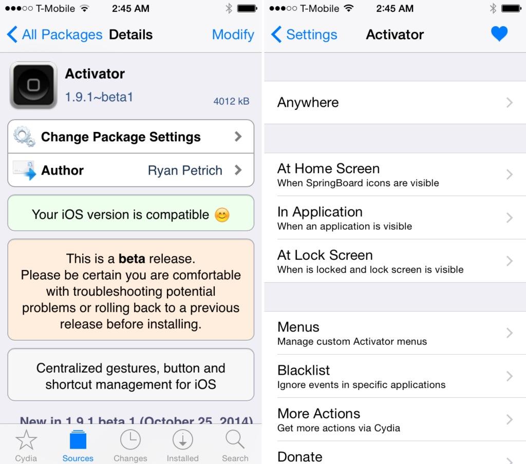 Activator-iOS-8-beta