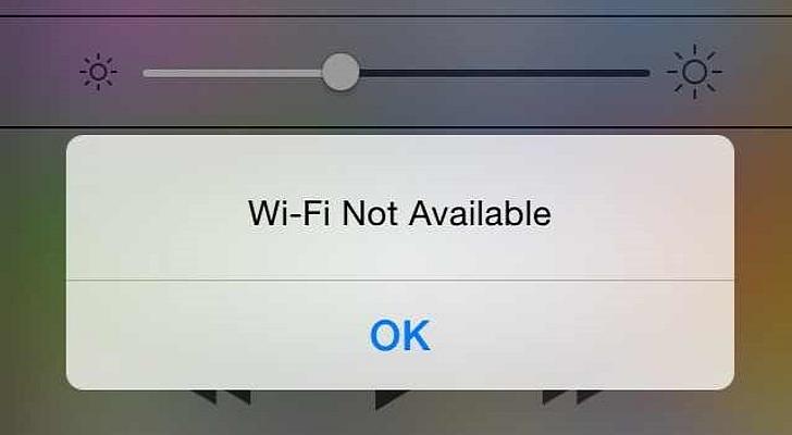 wifi-sorunu