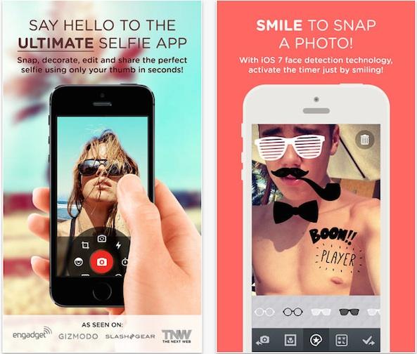 Selfie-Cam-App