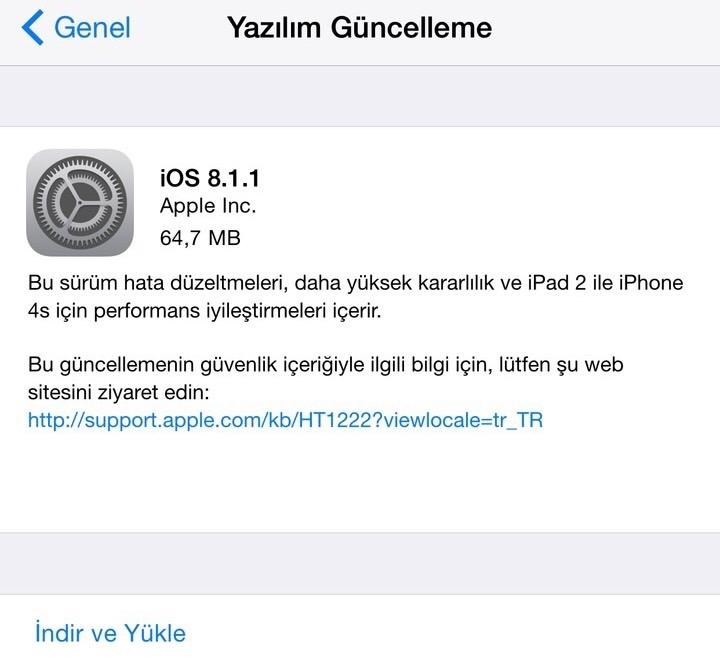 iOS-8.1.1