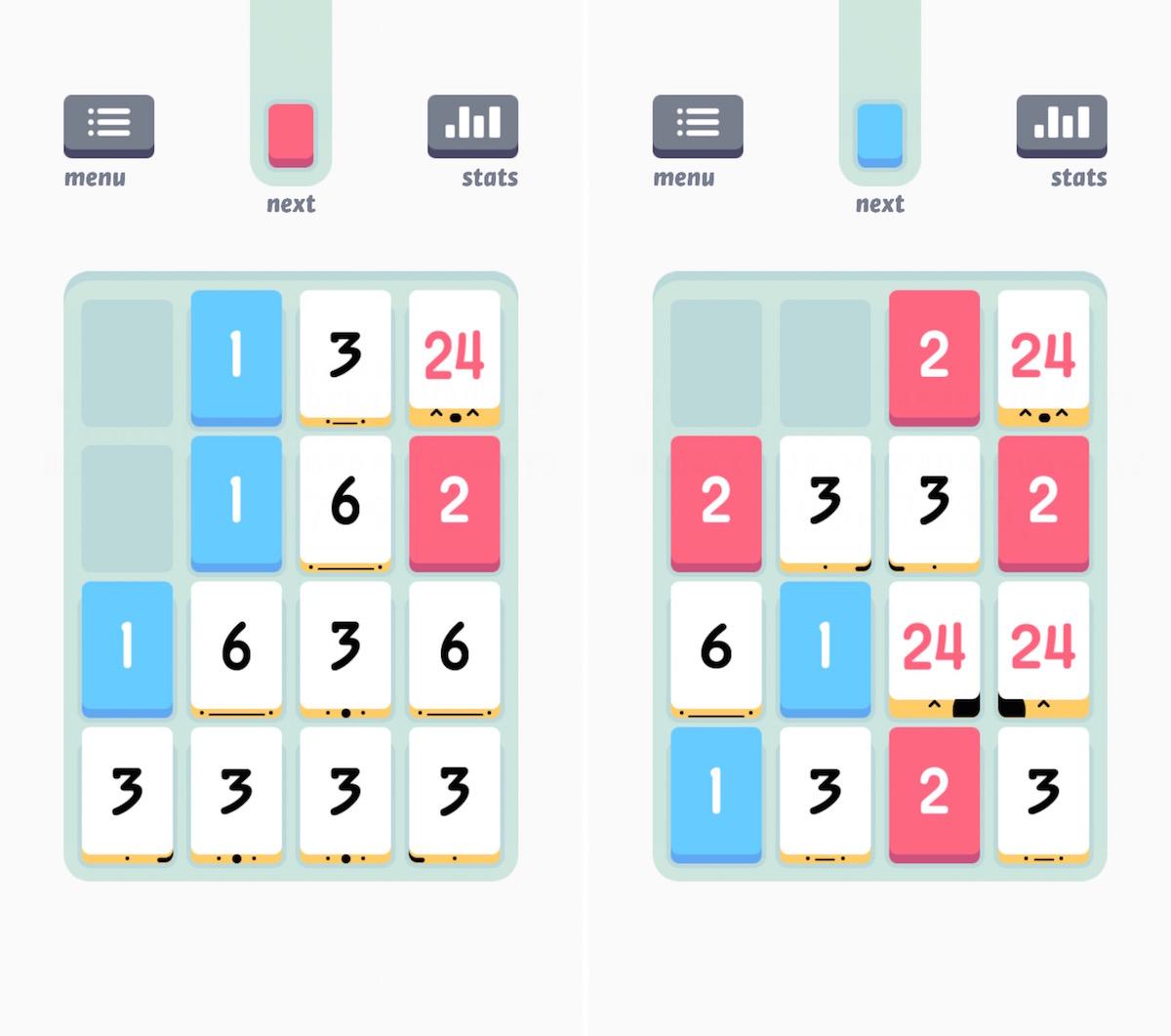 Threes-best-game