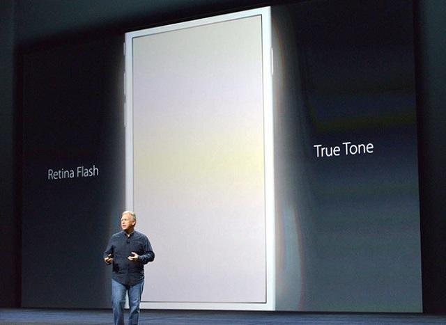 iphone 6s retina flash