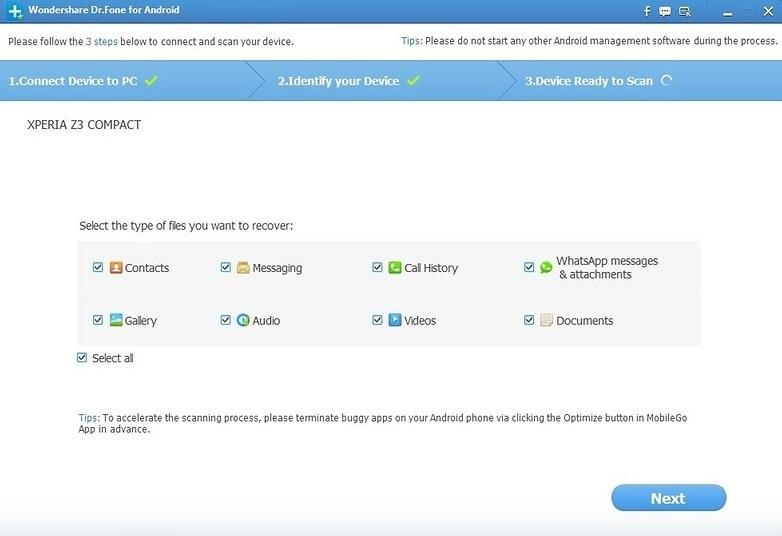 Çoğu veri kurtarma yazılımı birçok dosya türünü kurtarmayı destekliyor.