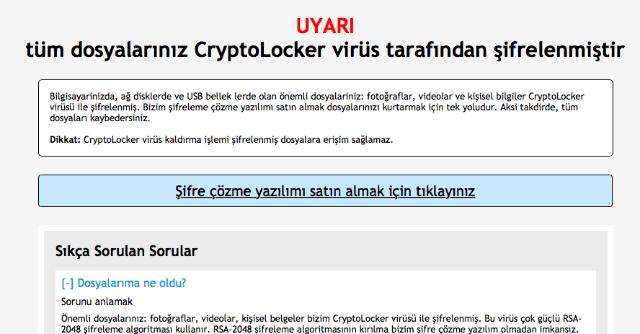 cryptolocker virusu
