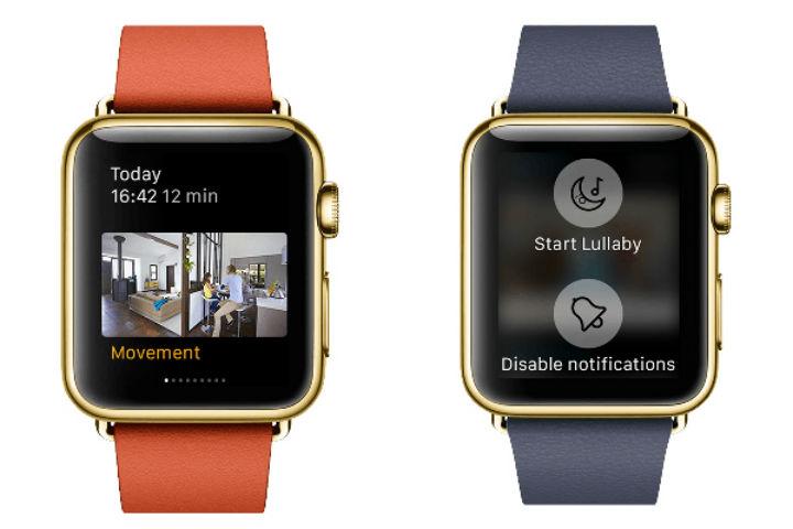 Apple Watch Ev Kontrol