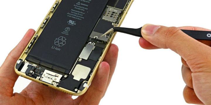 iphone 7 batarya