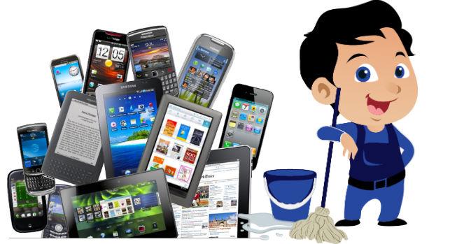 Tablet ve Cep Telefonu Temizliği Nasıl Yapılmalı ...