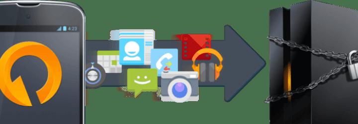 Android cihazlarda yedekleme