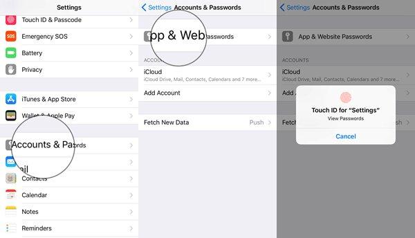 iPhone Telefondan Wifi Şifresi öğrenme jailbreaksiz