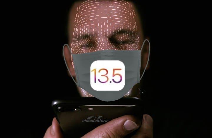 iOS 13.5 güncellemesi