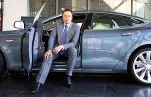 Elon Musk ve Tesla