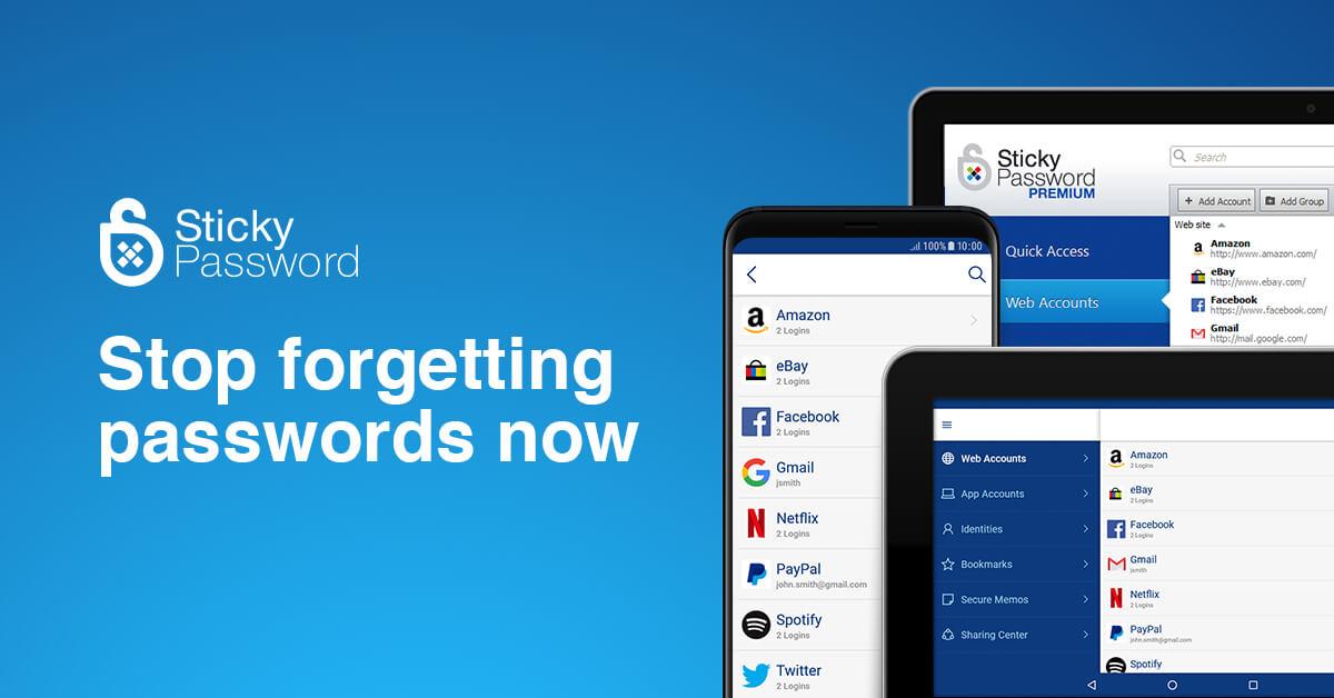 En İyi Güvenli Şifre Yönetici Programları stick password