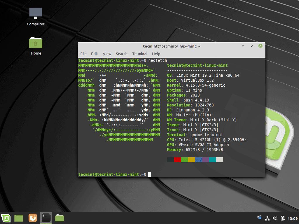 En İyi Linux Dağıtımları 2020 Linux Mint