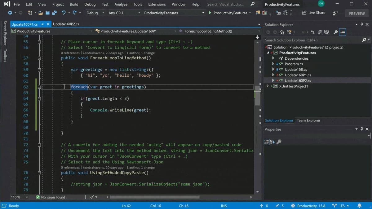 android geliştici ortamları Visual Studio