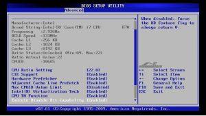 BIOS Nedir Ne Amaçla Kullanılır
