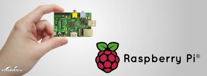 Raspberry Pi ile Neler Yapılabilir