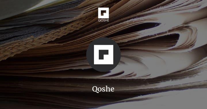 qoshe app