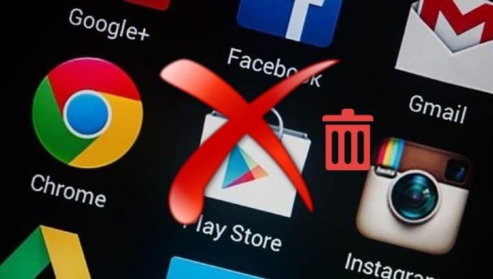Silinen Google Play Store Nasıl Yüklenir
