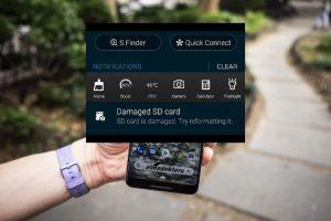 Telefonda SD Kart Hasarlı Sorunu ve Çözümü