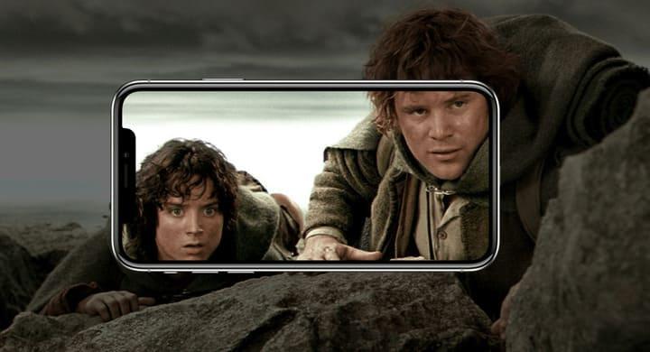 iPhone'a Film İndirme İşlemi