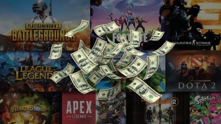 online oyunlar para