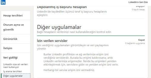 LinkedIn Hesap Güvenliği (1)